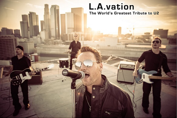 L.A.vation – Greatest Tribute to U2