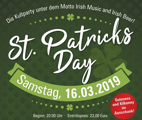 St. Patrick´s Day Party