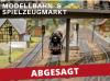 ABGESAGT! Modellbahn- & Spielzeugmarkt