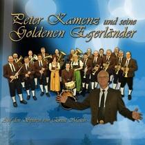 Peter Kamez und seine goldenen Egerländer