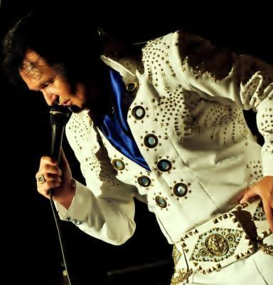 Elvis - One Night in Vegas
