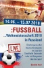 Fussball WM 2018 - Public Viewing